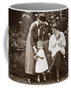 Mothers With Children Coffee Mug