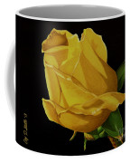 Mother's Yellow Rose Coffee Mug by Cory Still