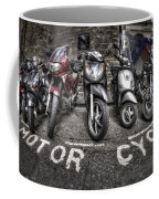 Motor Cycles Coffee Mug