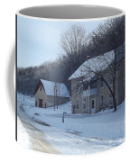 Motor Mill Inn And Livery Coffee Mug