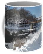 Motor Mill Pano Coffee Mug