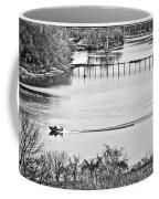 Motorboat Ride Coffee Mug