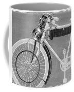 Motorcycle, 1898 Coffee Mug