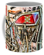 Motorcycle - 1914 Excelsior Auto Cycle Coffee Mug
