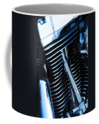 Motorcycle Engine Coffee Mug