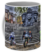 Motorcycle Rally 4 Coffee Mug