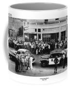 Motorcycle Rally Hollister California July 4, 1947 Coffee Mug