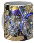 Motorcycle Without Blue Frame Coffee Mug