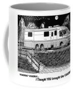 Motorhome Viagra Moonlight R V Camping Coffee Mug