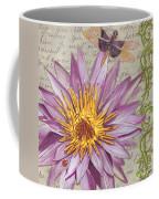 Moulin Floral 1 Coffee Mug by Debbie DeWitt