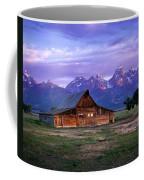 Moulton Barn Sunrise Coffee Mug