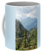 Mount Baker Area Washington Coffee Mug