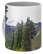Mount Baker Area Wilderness Coffee Mug