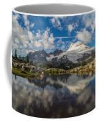 Mount Baker Cloudscape Coffee Mug