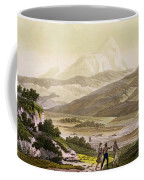 Mount Cayambe, Ecuador, From Le Costume Coffee Mug