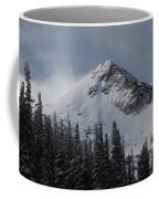 Mount Crested Butte 3 Coffee Mug