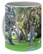 Mount Dora Coffee Mug by Carey Chen