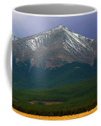 Mount Elbert Coffee Mug