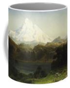 Mount Hood In Oregon Coffee Mug