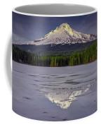 Mount Hood Reflections Coffee Mug