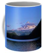 Mount Hoods Looms Over Lost Lake  Hood Coffee Mug
