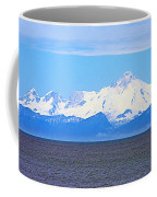 Mount Iliamna Across Cook Inlet From Ninilchik-alaska Coffee Mug