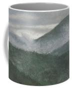 Mount Judea Coffee Mug by Garry McMichael