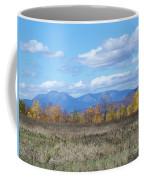Mount Katahdin From Stacyville Coffee Mug