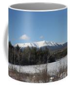 Mount Katahdin Winter 3 Coffee Mug