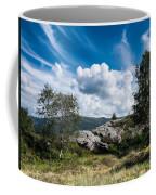 Mount Lovstakken Coffee Mug