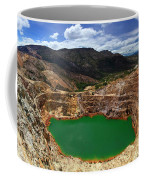 Mount Lyall Mine In Queenstown Coffee Mug