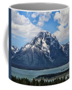 Mount Moran Coffee Mug