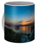 Mount Pleasant Sunset Coffee Mug
