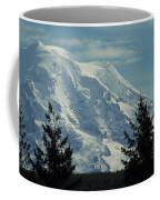 Mount Rainier From Patterson Road Coffee Mug