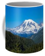 Mount Rainier Coffee Mug