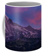 Mount Rainier Sunrise Coffee Mug