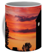 8.15 On The Mount Royal Clock Tower Baltimore Coffee Mug