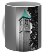 Mount Royal Teal Coffee Mug