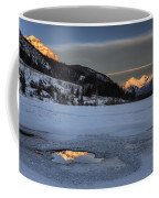 Mount Rundle And Vermillion Lakes Coffee Mug
