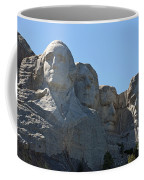 Mount Rushmore National Monument Coffee Mug