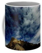 Mount Rushmore South Dakota Coffee Mug