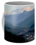 Mount Saint Helens Valley  Coffee Mug