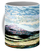 Mount Shasta California Coffee Mug