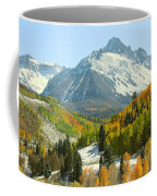 Mount Sneffels In Ridgway Colorado Coffee Mug