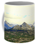 Mount Starr King Coffee Mug
