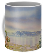 Mount Susitna Coffee Mug