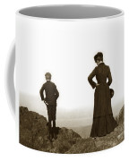 Mount Tamalpais Marin County California Circa 1902 Coffee Mug