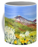 Mount Tiede In Tenerife Coffee Mug