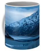Mount Timpanogos Winter Evening Coffee Mug