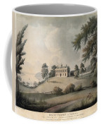 Mount Vernon, 1800 Coffee Mug